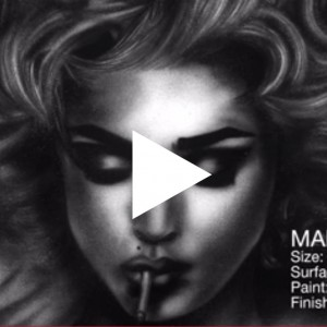 Madonna / Speed Painting